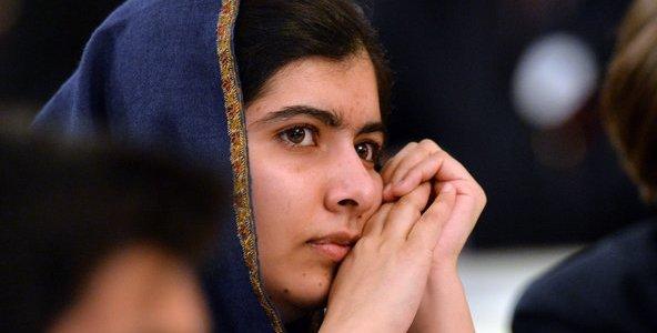 Texas school named after Malala