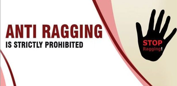 Anti-ragging steps should be strictly enforced