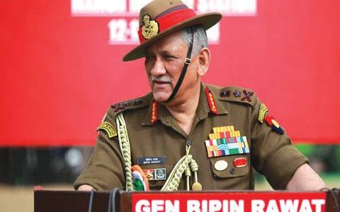 Talks in JK only on govt's conditions: Army Chief