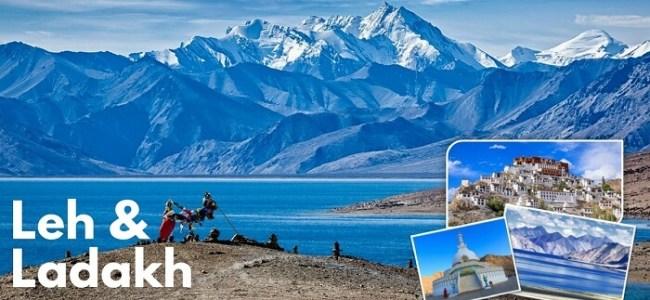 ITBP climbers summit twin peaks in eastern Ladakh