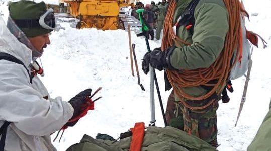 Khardung La avalanche: Toll rises to seven