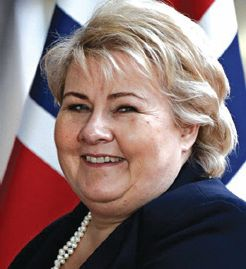 We are willing to mediate on Kashmir: Norwegian PM