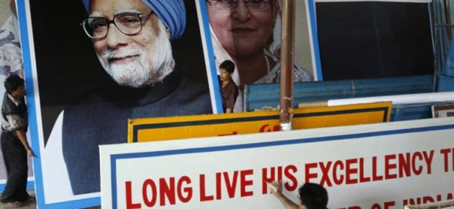 Man gets lifer for altering picture of Sheikh Hasina, Manmohan Singh