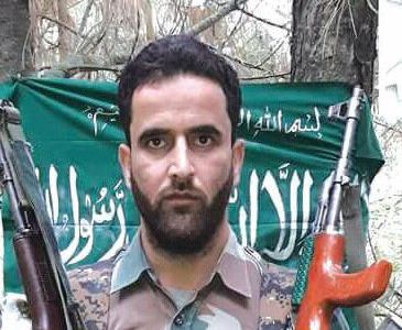 Tawseef was a 'man of numbers' before joining militancy