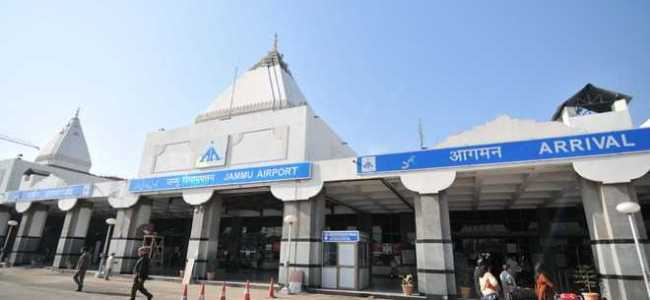 Jammu airport to be made functional at night