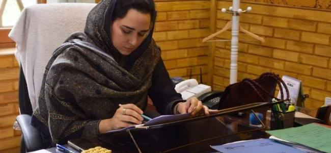 Ensure safety of girl students: DC Budgam to private tutorials