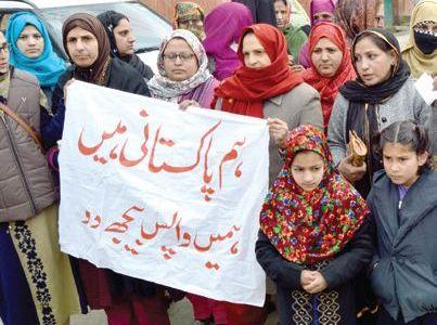 Pak women in JK appeal to Modi, Imran Khan for facilitating their return home
