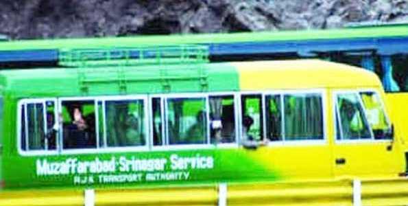 Cross-LoC bus plies as per schedule in Poonch