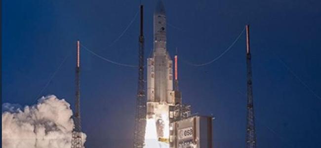 India successfully launches EMISAT satellite