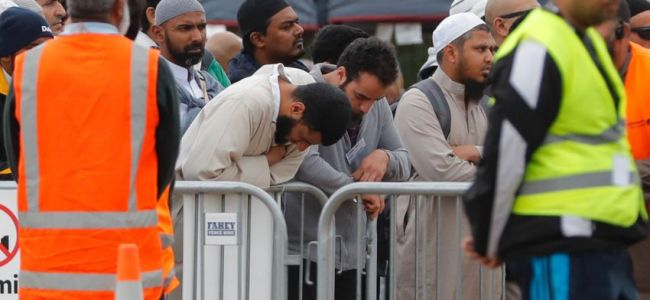 Thousands attend New Zealand vigil to honour 50 victims