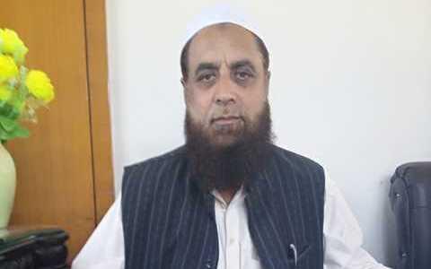 Jama'at e Islami chief Abdul Hameed Fayaz booked under PSA