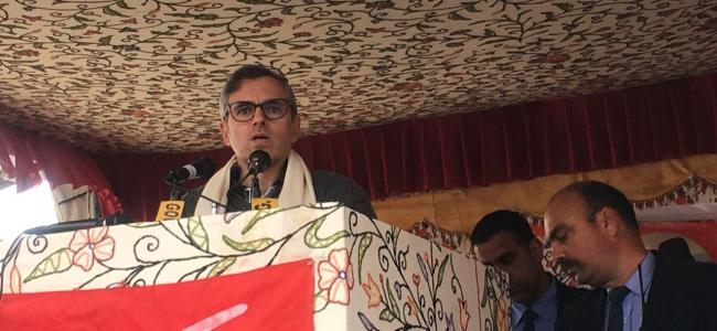Poll alliance with Congress only after seat sharing agreement: Omar