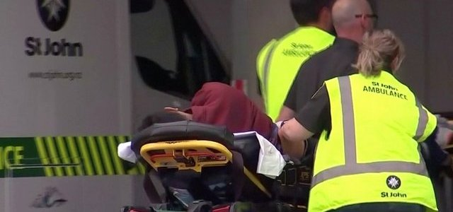 Terrorist strike at Mosques in Christchurch leaves 49 worshippers dead