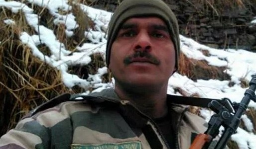 SP fields dismissed BSF constable against Modi
