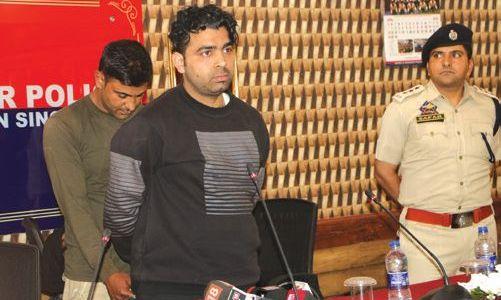 Pak militant trained by 26/11 mastermind Lakhvi arrested