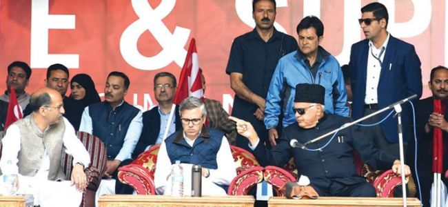 Had Abdullah's been anti-India, India would have ceased to exist: Farooq