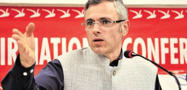 BJP Doesn't Want Peace In Kashmir: Omar