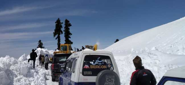 Beacon clears all Snowbound Passes before Parliamentary polls