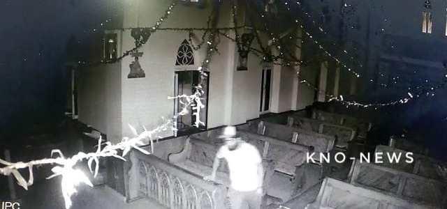 Robbery at Srinagar Church, police releases CCTV footage