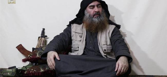IS chief refers to Baghouz defeat in first video in five years