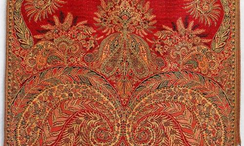 Set of rare hand-woven Kashmiri shawls to be auctioned in UK