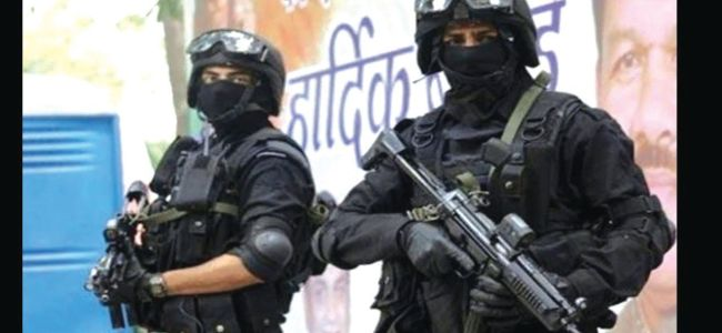 Electioneering: Over 2,000 commandos, 120 officers work tirelessly to protect VIP's