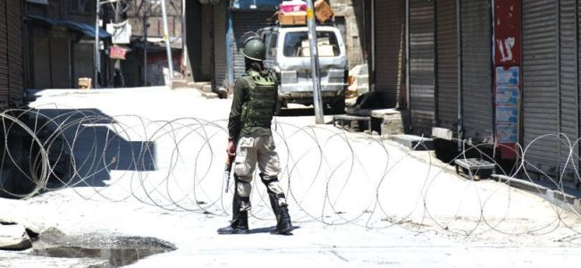 Strict restrictions ordered across Bandipora up to April 14