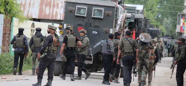 Two newly recruited Al-Badr militants surrender in Sopore: Police
