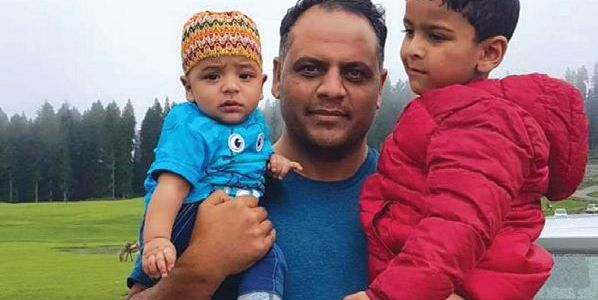 Killing of a cop: On father's day, two more siblings are orphaned