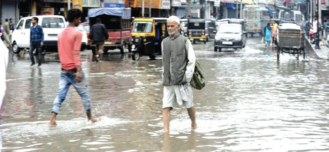 MeT predicts 'significant decrease' in rainfall from tomorrow