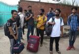NIT Srinagar students leave for home states amid confusion
