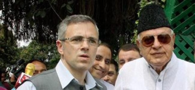 Allow us to meet Farooq, Omar: NC leaders
