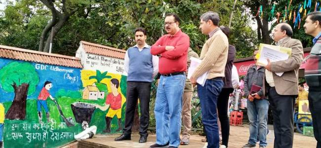 Govt to boost water sports in JK: Navin Choudhary