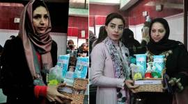 Srinagar girl comes to rescue of womenfolk in need of hygiene outside home