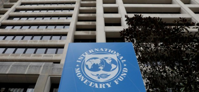 World economy in deep recession: IMF
