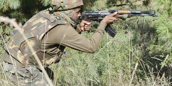 Infiltration bid foiled in Poonch, infiltrator killed: Army