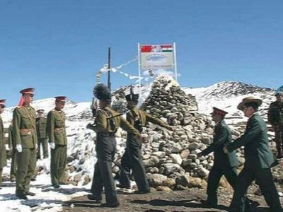 Chinese soldier captured in eastern Ladakh