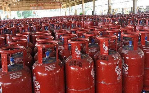 Cooking Gas Refill rates again raised from today