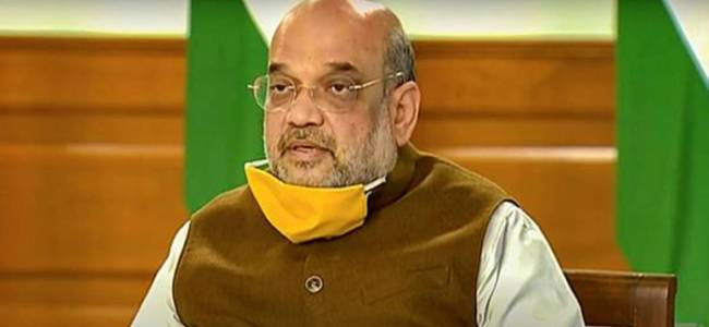 Amit Shah again admitted in AIIMS