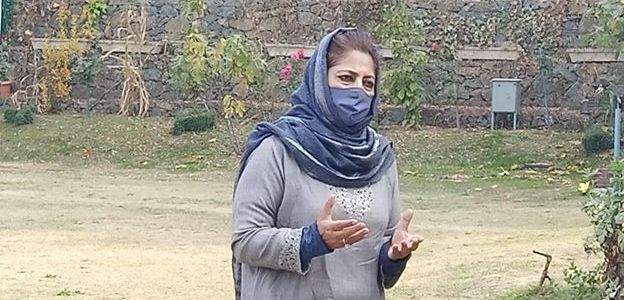 Centre sabotaging participation of non-BJP candidates: Mehbooba