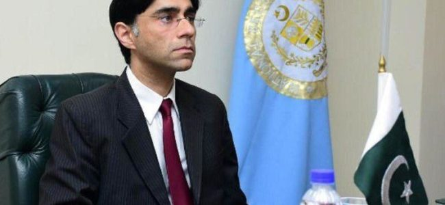 India expressed 'desire for conversation': Pakistan PM's adviser