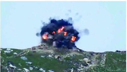 Flare-up: 10 killed, 20 injured in ceasefire violations on LoC