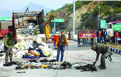 Four JeM militants killed in Nagrota encounter