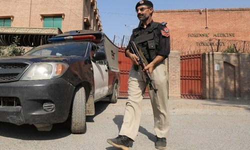 Pakistan National Bank's manager shot dead by security guard over blasphemy'