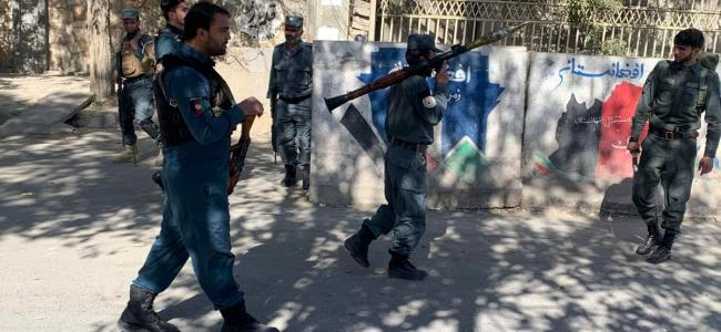 Eight killed as mortar shells hit Kabul residential areas