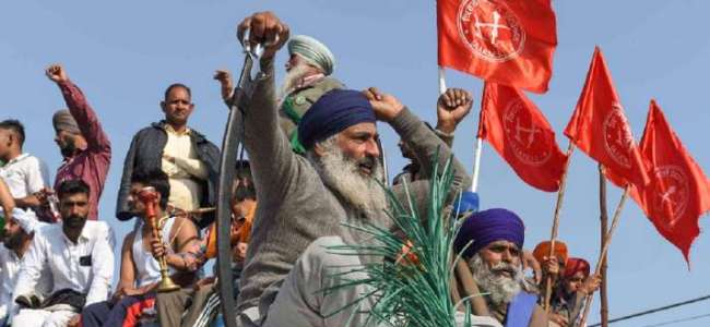 Govt-farmers talks hit roadblock; Unions threaten to intensify agitation
