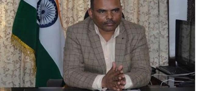 Div Com reviews preparations for Khelo- India- 2021 Winter Games