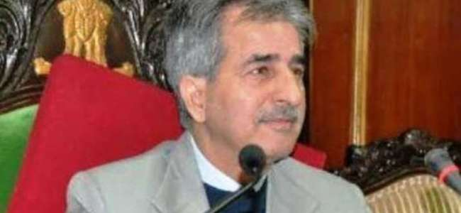 PDP leader Sartaj Madni released from detention