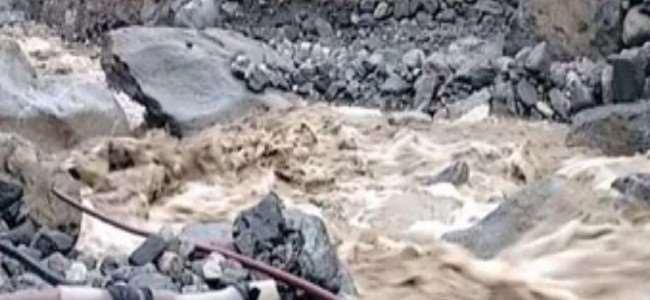 Cloud burst: Eight dead, in JK and Ladakh