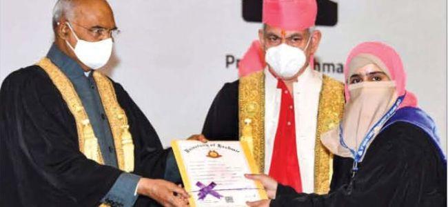 Democracy has capacity to reconcile differences: Prez Kovind